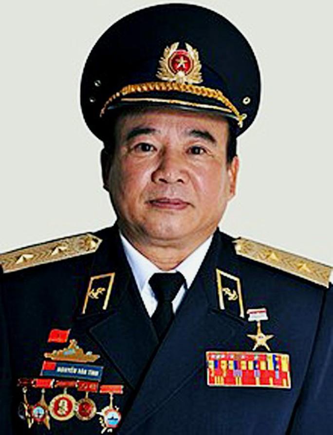 Ban Bí thư kỷ luật Phó Đô đốc Nguyễn Văn Tình - Ảnh 1.
