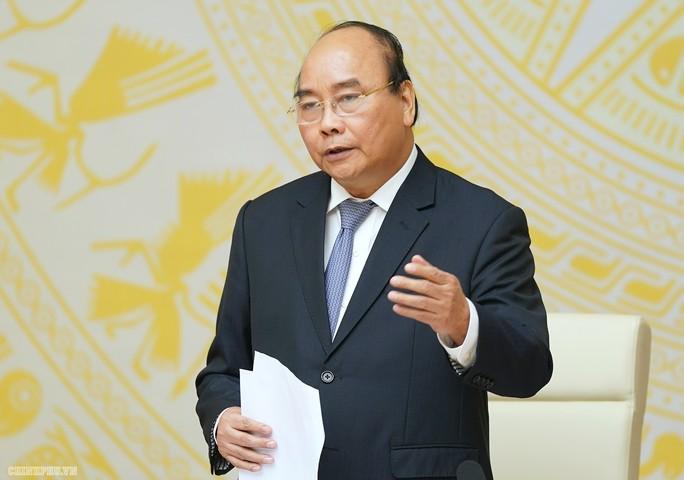 Thủ tướng Nguyễn Xuân Phúc: Chính phủ sẽ tạo cơ chế để báo chí phát triển - Ảnh 2.