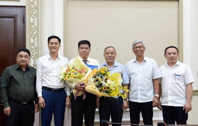 Sở Giao thông Vận tải TP HCM có tân phó giám đốc - Ảnh 1.