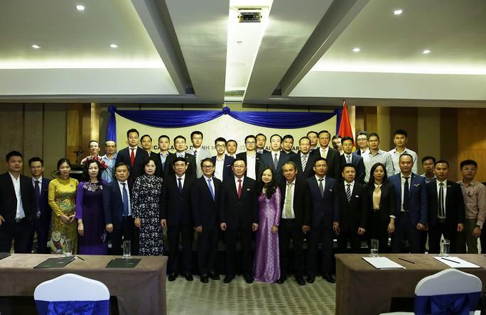 Gặp các tập đoàn Hàn Quốc, Phó Thủ tướng đề nghị chọn Việt Nam là cứ điểm - Ảnh 3.