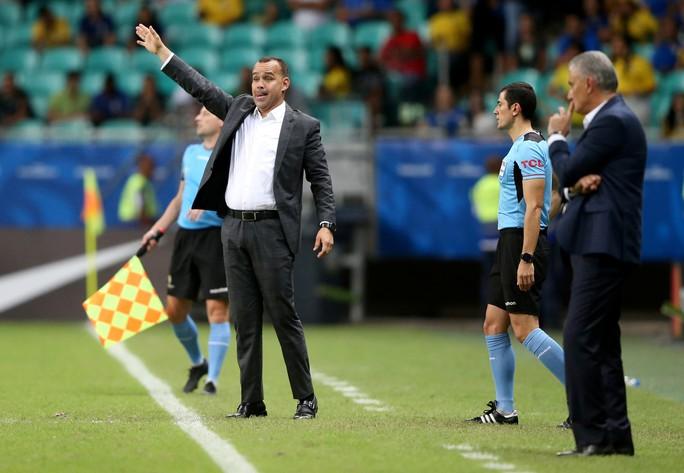 VAR hai phen can thiệp sốc, Brazil bất lực 100 phút trước Venezuela - Ảnh 7.
