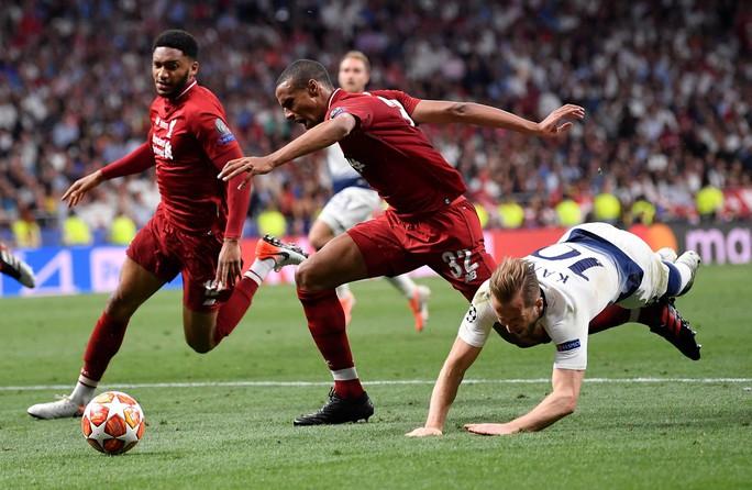 Thắng 2 sao, Liverpool vô địch Champions League - Ảnh 1.