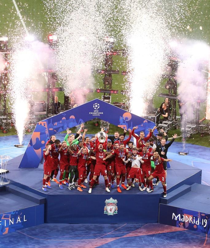 Thắng 2 sao, Liverpool vô địch Champions League - Ảnh 14.
