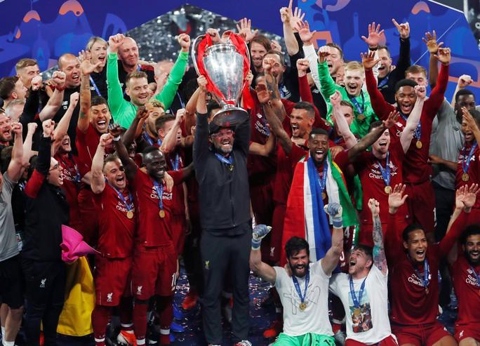 Giúp Liverpool vô địch Champions League, HLV Klopp được tăng lương khủng - Ảnh 1.