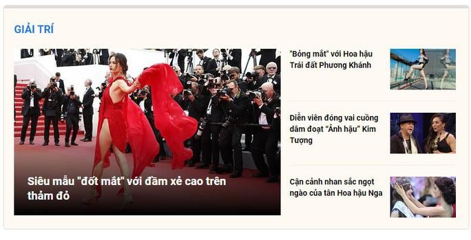 Mời bạn đọc góp ý giao diện mới báo Người Lao Động điện tử - Ảnh 3.