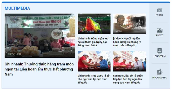 Mời bạn đọc góp ý giao diện mới báo Người Lao Động điện tử - Ảnh 2.