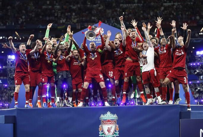 Hai phen bắn hạ Tottenham, Liverpool lên đỉnh châu Âu - Ảnh 12.