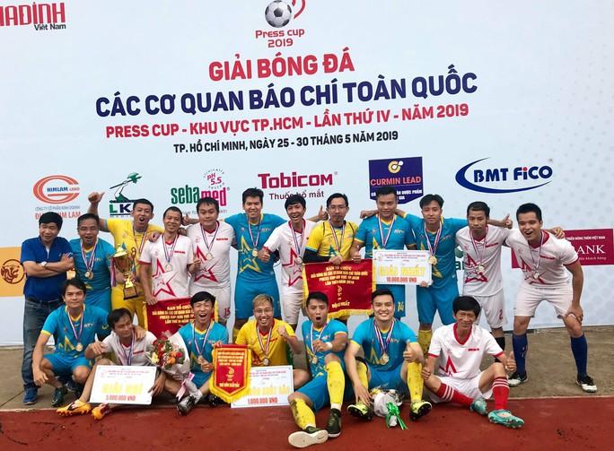 Xác định 8 đội dự VCK Press Cup 2019 - Ảnh 1.