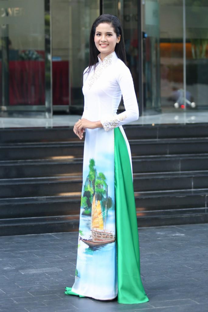 Lộ diện 34 thí sinh vòng chung khảo phía Nam Hoa hậu Thế giới VIệt Nam 2019 - Ảnh 5.
