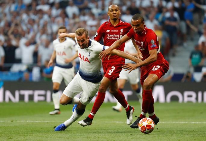 Hai phen bắn hạ Tottenham, Liverpool lên đỉnh châu Âu - Ảnh 5.