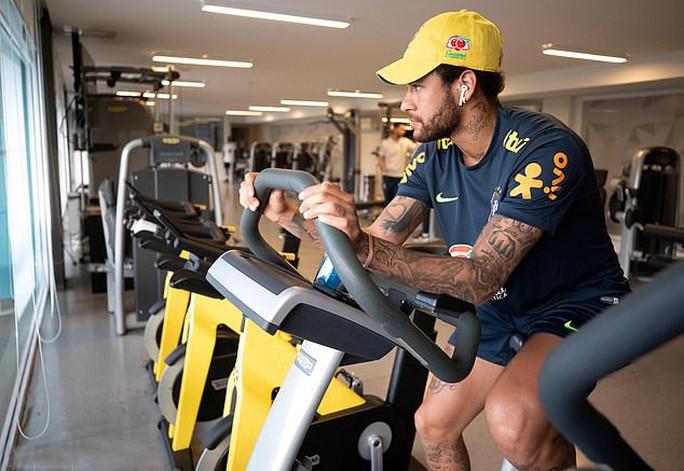 Người phụ nữ bí ẩn dọa khiến Neymar thân bại danh liệt - Ảnh 5.