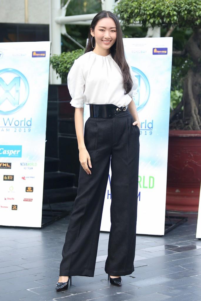 Lộ diện 34 thí sinh vòng chung khảo phía Nam Hoa hậu Thế giới VIệt Nam 2019 - Ảnh 4.