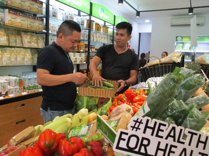 Giá thực phẩm hữu cơ khó giảm! - Ảnh 1.