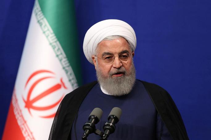 Tổng thống Iran ra điều kiện đàm phán với Mỹ - Ảnh 1.