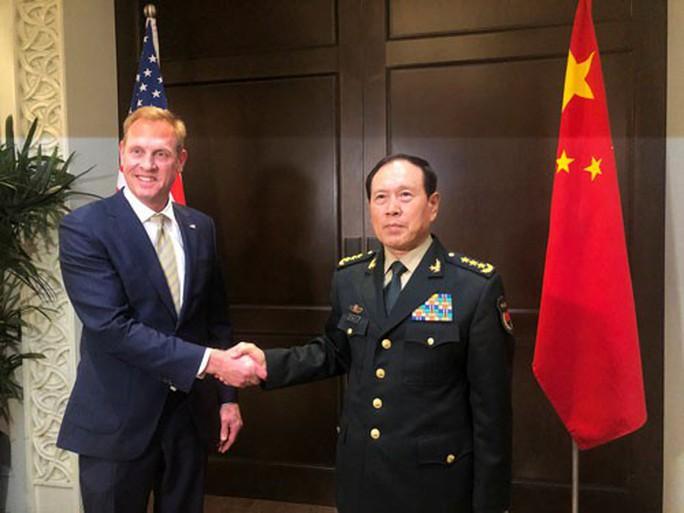 Bộ trưởng Quốc phòng Trung Quốc răn đe Mỹ - Ảnh 1.