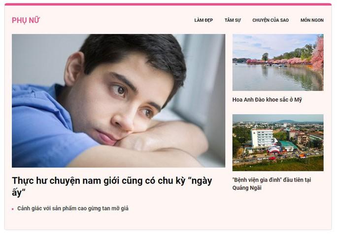Mời bạn đọc góp ý giao diện mới báo Người Lao Động điện tử - Ảnh 5.