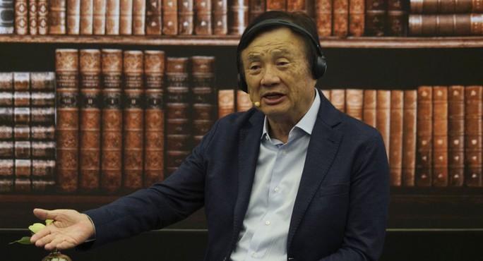 CEO Huawei: Lệnh trừng phạt của Mỹ không đáng ngại với chúng tôi - Ảnh 1.