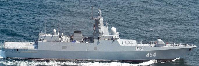 Nga đưa tàu chiến khủng đến sân sau của Mỹ - Ảnh 2.