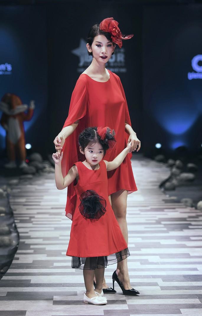 Siêu mẫu Xuân Lan từng thi hoa hậu, bị loại từ vòng gởi xe - Ảnh 2.