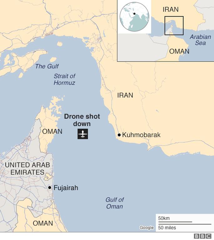 Tổng thống Mỹ ra lệnh tấn công Iran rồi thay đổi vào phút chót - Ảnh 2.