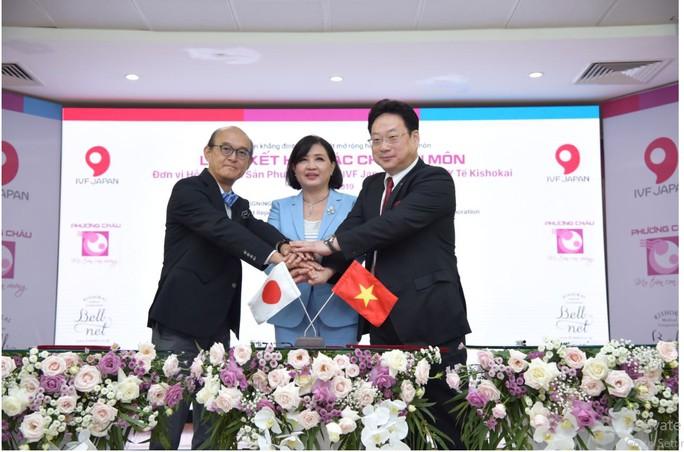 Hợp tác với Nhật, BV Phương Châu mang tin vui đến bệnh nhân hiếm muộn ĐBSCL - Ảnh 1.