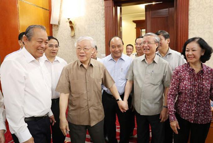 Phê duyệt quy hoạch Ban Chấp hành Trung ương khóa XIII - Ảnh 1.