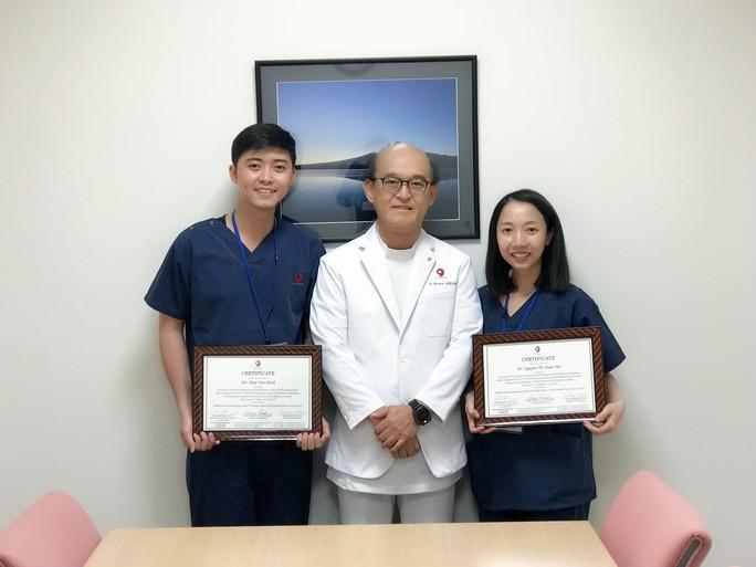 Hợp tác với Nhật, BV Phương Châu mang tin vui đến bệnh nhân hiếm muộn ĐBSCL - Ảnh 2.