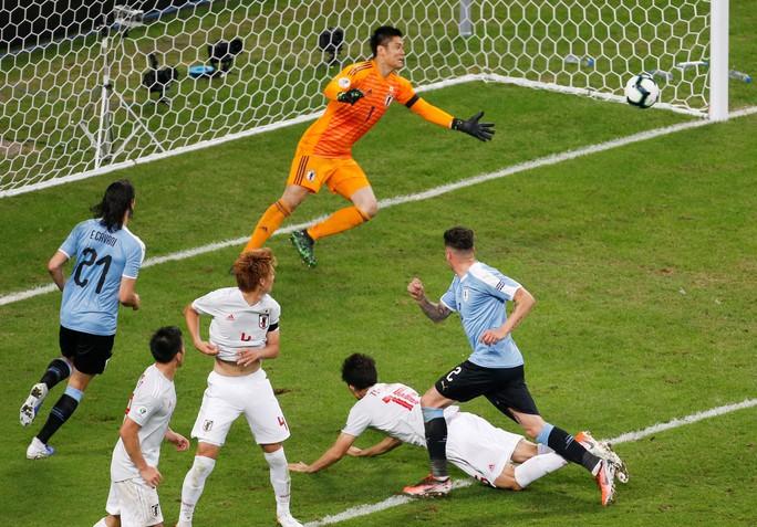 Uruguay ngược dòng, Nhật Bản chia điểm tiếc nuối - Ảnh 6.