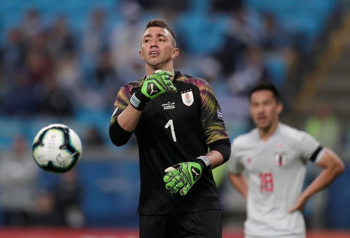 Uruguay ngược dòng, Nhật Bản chia điểm tiếc nuối - Ảnh 4.