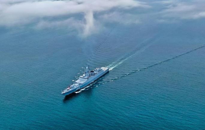 Nga đưa tàu chiến khủng đến sân sau của Mỹ - Ảnh 1.