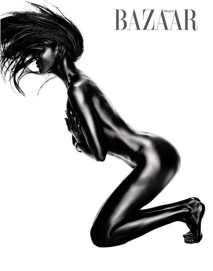 Kỷ niệm 20 năm làm nghề, người đẹp Hàn khỏa thân trên tạp chí - Ảnh 6.