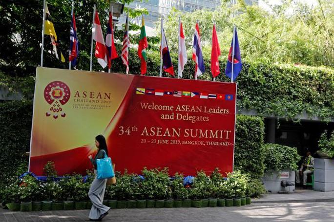 Khai mạc Hội nghị cấp cao ASEAN tại Thái Lan: Bàn nhiều vấn đề nóng - Ảnh 1.