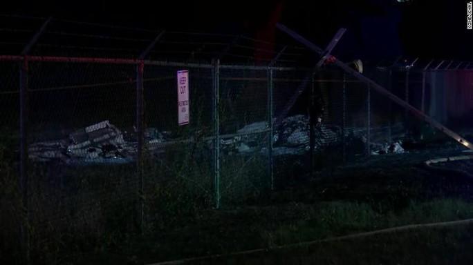 Mỹ: Rơi máy bay, toàn bộ người trên khoang thiệt mạng - Ảnh 1.
