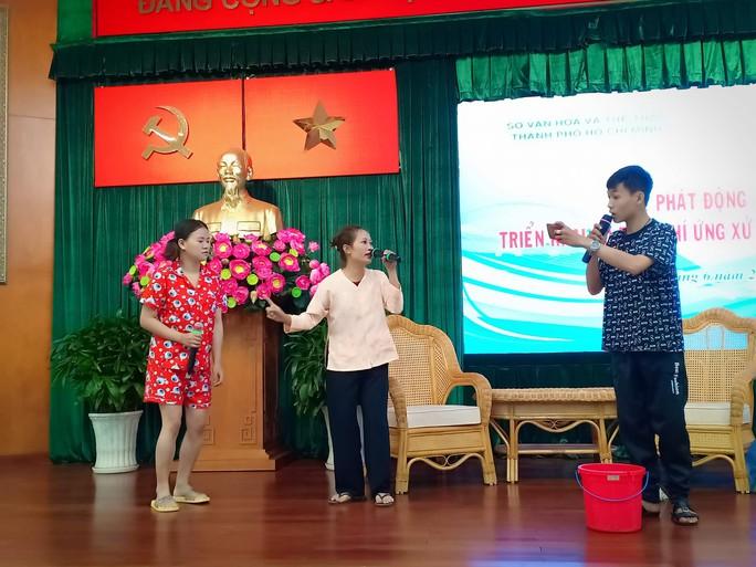 Sôi nổi các hoạt động kỷ niệm Ngày Gia đình Việt Nam  - Ảnh 3.