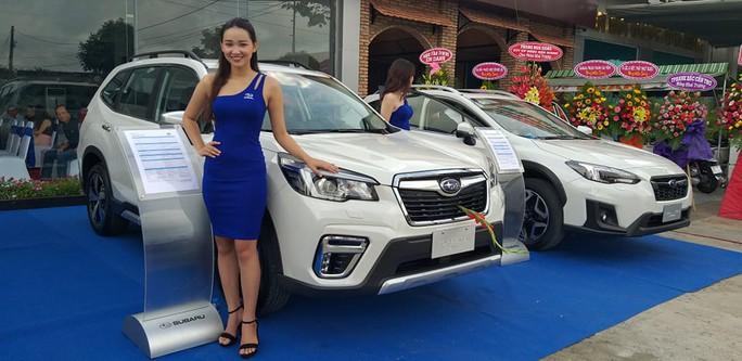 Subaru 3S có mặt tại showroom đầu tiên ở ĐBSCL - Ảnh 1.