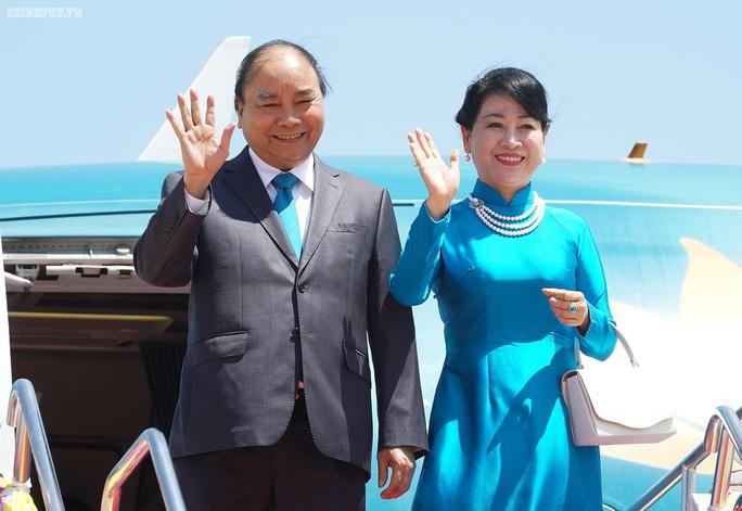 Thủ tướng đến Thái Lan dự Hội nghị ASEAN lần thứ 34 - Ảnh 1.
