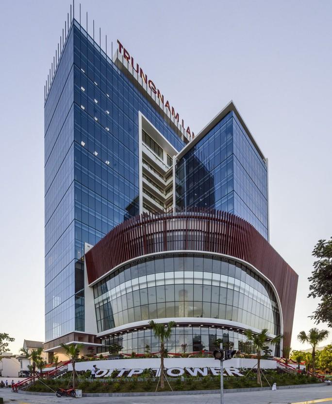 Đà Nẵng: Khánh thành tòa nhà cao nhất quận Liên Chiểu - Ảnh 3.