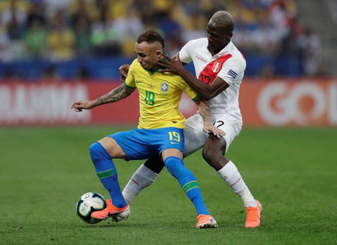 Tài năng trẻ là hi vọng giúp Brazil thành công - Ảnh 3.
