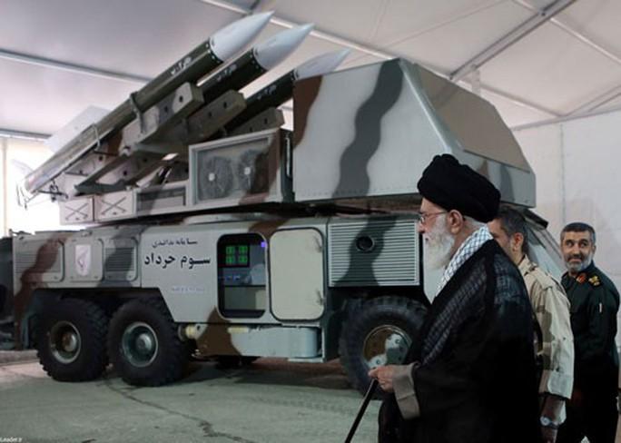 Đối đầu Mỹ - Iran vào giai đoạn cực căng - Ảnh 1.