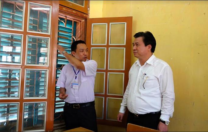 Thứ trưởng Bộ GD-ĐT lưu ý thí sinh những điều cần biết trước kỳ thi THPT quốc gia - Ảnh 1.