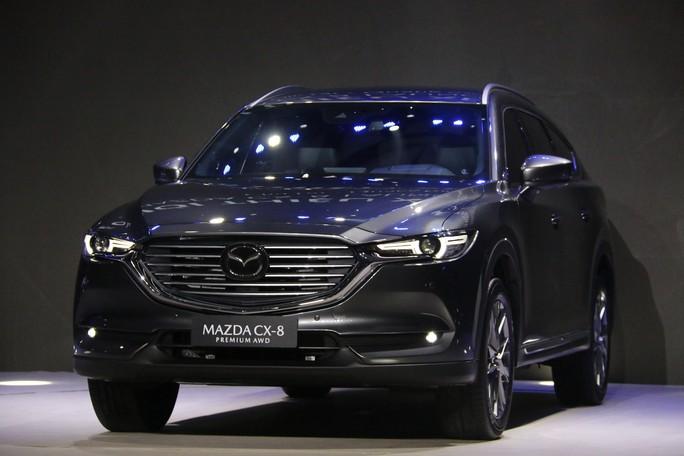 Thaco tung ra thị trường xe 7 chỗ Mazda CX-8 giá hơn 1,1 tỉ đồng - Ảnh 2.