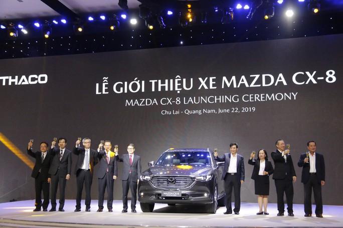Thaco tung ra thị trường xe 7 chỗ Mazda CX-8 giá hơn 1,1 tỉ đồng - Ảnh 5.