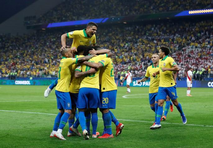 Tài năng trẻ là hi vọng giúp Brazil thành công - Ảnh 1.