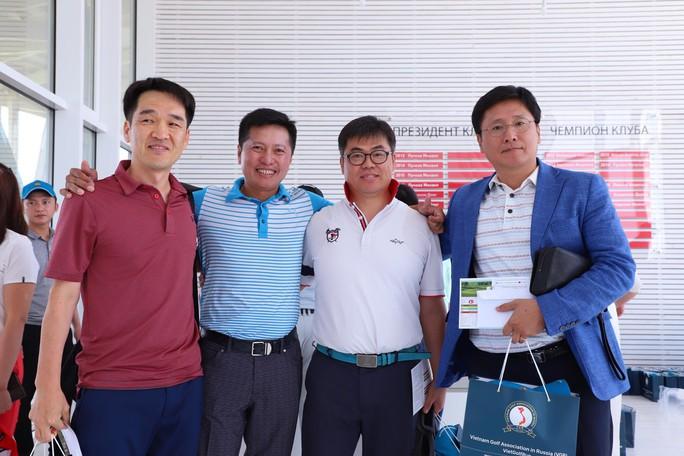 """Sôi nổi Giải Golf hữu nghị """"Việt Nam và những người bạn 2019"""" - Ảnh 2."""