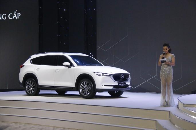 Thaco tung ra thị trường xe 7 chỗ Mazda CX-8 giá hơn 1,1 tỉ đồng - Ảnh 3.