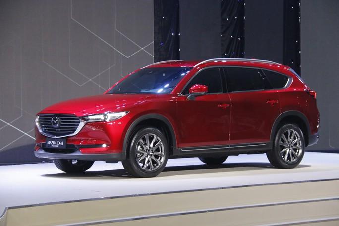 Thaco tung ra thị trường xe 7 chỗ Mazda CX-8 giá hơn 1,1 tỉ đồng - Ảnh 4.