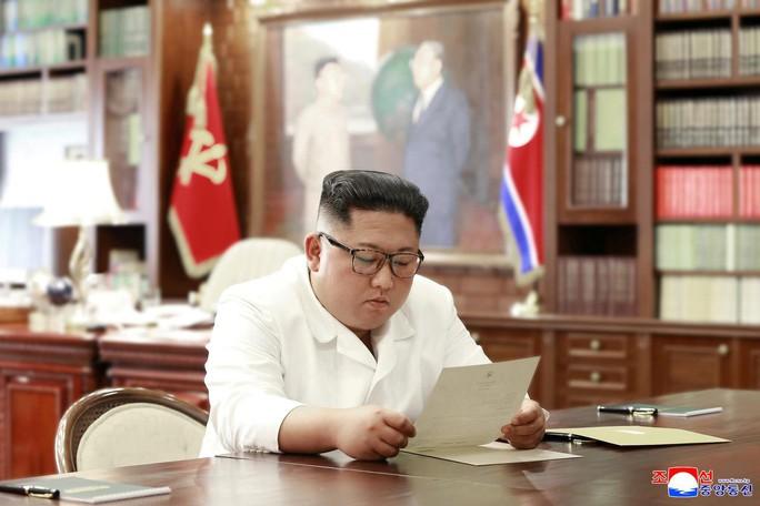 """Ông Kim """"hài lòng"""" với thư cá nhân tuyệt vời của Tổng thống Trump - Ảnh 1."""