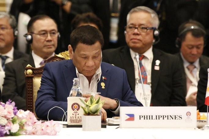 Tổng thống Philippines cám ơn ngư dân Việt Nam vì hành động đẹp - Ảnh 1.