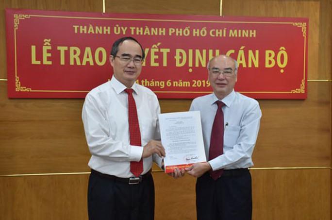 TP HCM có tân Trưởng Ban Tuyên giáo Thành ủy - Ảnh 1.