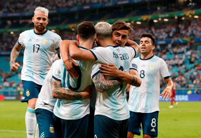 Messi: Đây chỉ là khởi đầu của một danh hiệu lớn - Ảnh 4.